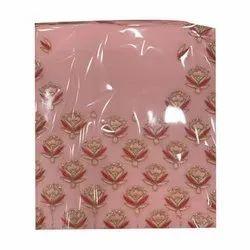 Cotton Ladies Stylish Embroidered Kurti Material
