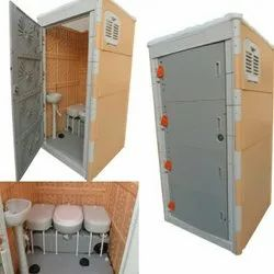 Portable Cabin And Toilet
