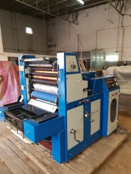Solna Used Four Color Non Woven Bags Printing Machine