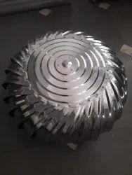 Steel PC Turbo Ventilator