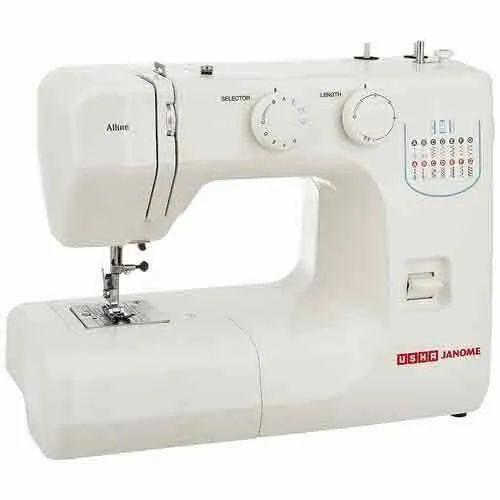 Sewing Machine Usha Manual Straight Stitch Sewing Machine Wholesale Trader From Zirakpur