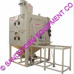 Sandstorm Stainless steel Glass Bead Blasting Machine