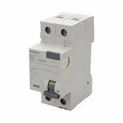 Siemens 25A Double Pole RCCB