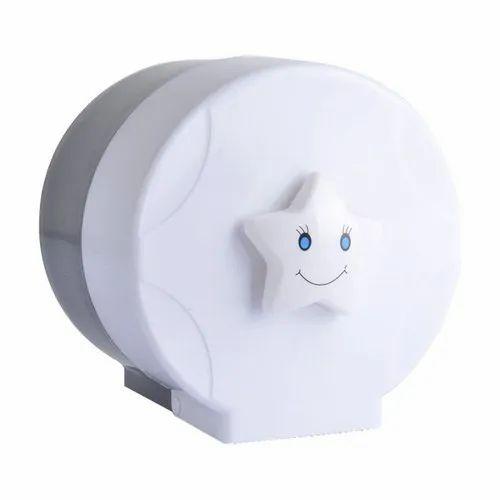 Plastic Toilet Roll Dispenser