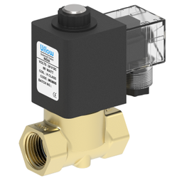 Semi Lift Diaphragm Operated Solenoid Valve (NC/NO)