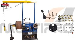 Disc Drum Resurfacing / Cutting / Skimmng Machine For Heavy Vehicle Like Truck, Car, Bus