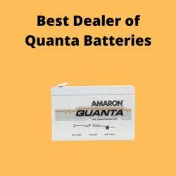 Best Dealer Of Quanta Batteries - SMF