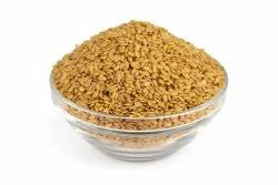 Hulled YELLOW GOLDEN FLAX SEEDS