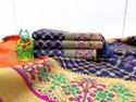 Latest Heavy Jacquard Patola Silk Saree, Wash Care: Dry Clean
