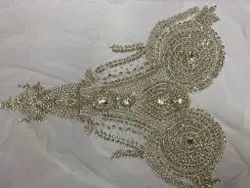 Heavy Bead Work Embroidery/ Haute Couture Embroidery