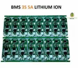 BMS 3S 5A LITHIUM ION
