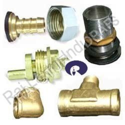 Brass Sanitary Components