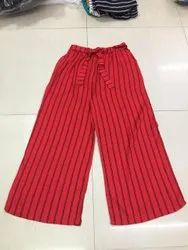 Latest Palazzo Pants For Girls