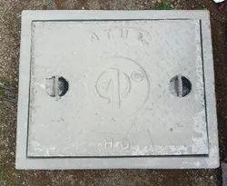 24x18 Inch Heavy Duty RCC Manhole Cover