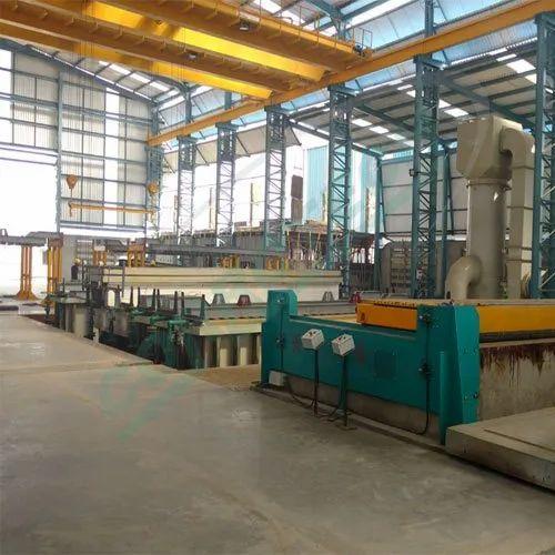 Automatic Galvanizing Plant