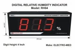 Digital Relative Humidity Indicator RH04