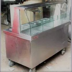 Chat Counter Golgappa Counter
