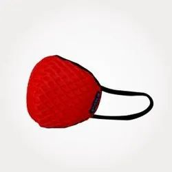 M Size Cherry Red Mask