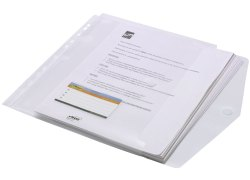 TRIO FF725A File In File Document Envelope A4