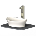 Sensor Tap S4 for Table Top Wash Basin