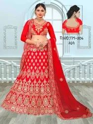 Ethnic Designer Wedding Lehenga Choli
