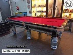 JBB Unique Style Pool Table (P-4)