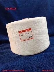 12 Polyester Spun Yarn 1/12 12s