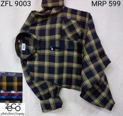 ZFL 9003 Collar Type Zeco Shirt