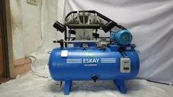 Eskay 10 HP Two Stage High Pressure Air Compressor
