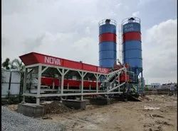 Electric Automatic Modular Concrete Mixing Plant