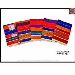 1 Kg Chamtkar 5080 Cotton Carpet, Size: 50*83 Inches