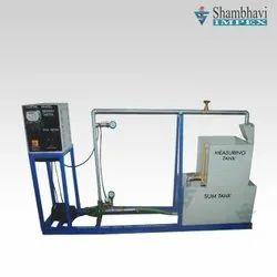Multi Stage Centrifagal Pump Test Setup - (SIMHCP-05)