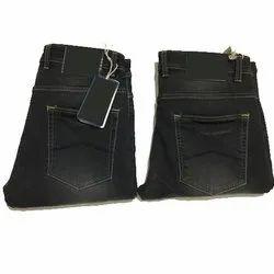 Casual Wear Zipper Men Denim Jeans, Waist Size: 28-36