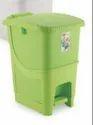 Plastic Bio Medical Dustbin
