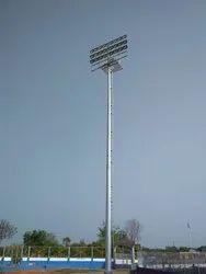 22 Metre Stadium Mast