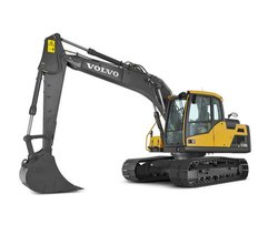 16, 700 Kg Volvo Excavator