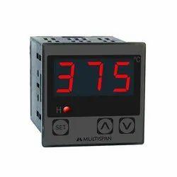 Multispan Temperature Controllers
