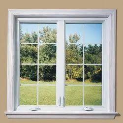 Aluminium openable z section window