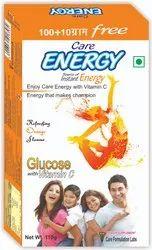 Orange Care Energy (Energy Drink), Packaging Size: 110gm