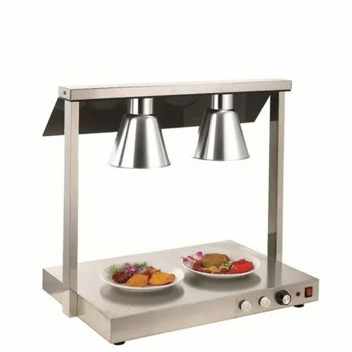 1000 W Stainless Steel Food Warmer, Warming Lamps For Food