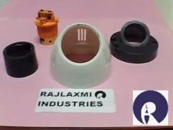 PBT Mould Parts For Bulb Holder