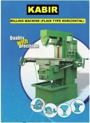 Plain Type Horizontal Milling Machine