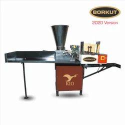KIO Fully Automatic Borkut Stick Making Machine