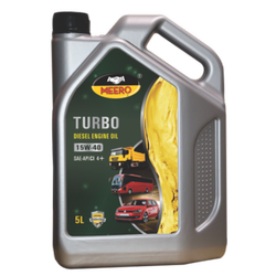 5L Meero Turbo 15W-40 (Ci4 Plus Grade)
