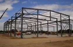 Aluminium A Type Industrial Shed Fabrication