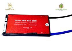 LI-ION 20S 72V BMS With Waterproof