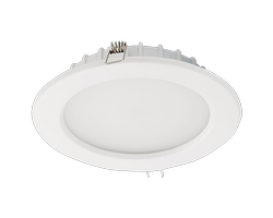 Cool White Confirmance To IS and BIS Bajaj LED Downlight 15/18W - AL Body, 15 W , IP Rating: IP20