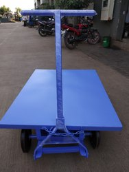 Platform Truck With Turn Table Model See 94