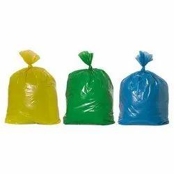 Rainbow LDPE Garbage Bag, Capacity: 15 Kg