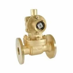 1052 Flanged Bronze Parallel Blow Off Valve